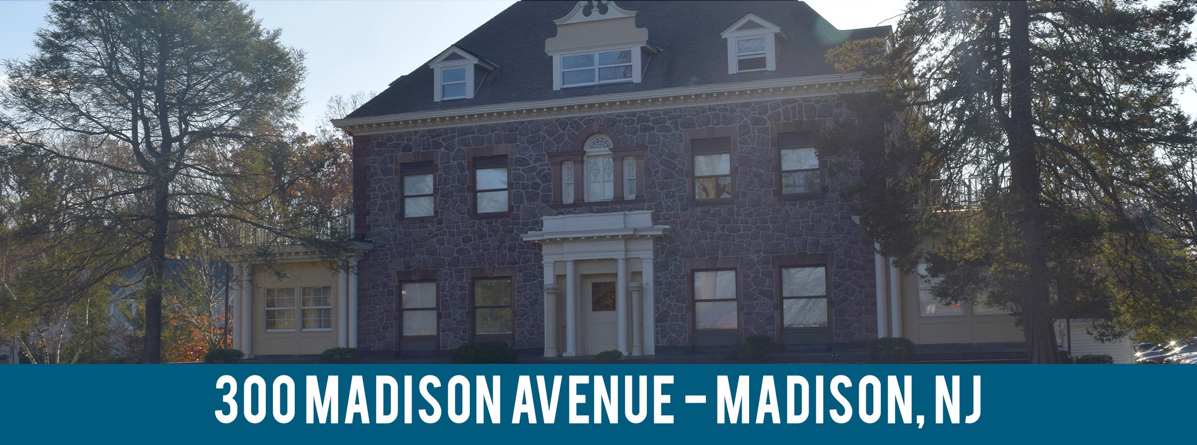 300 Madison Avenue - Madison, NJ