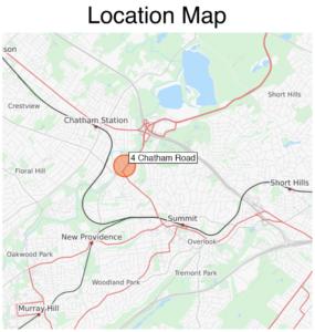 4 chatham location map